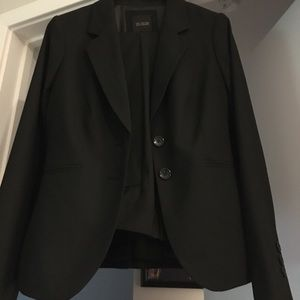 The Limited Black Collection Blazer size 6 Pant 8R